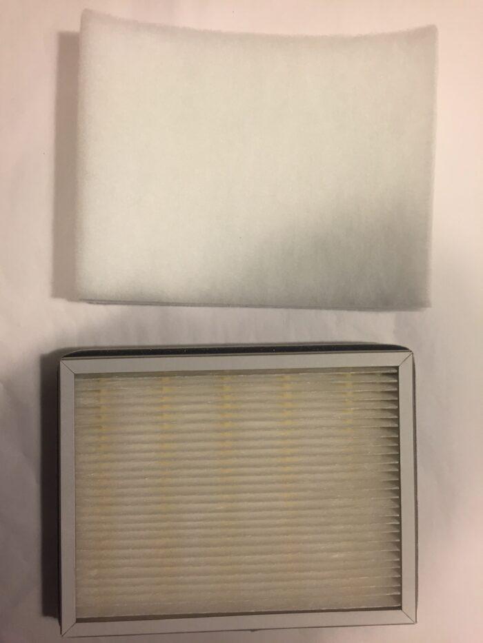 Genvex GES ENERGY HRV filter set G4 & F7